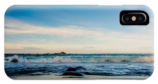 Sunlight On Beach IPhone Case