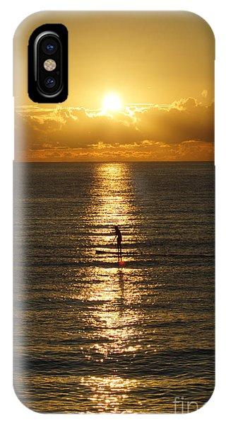 Sunrise In Florida Riviera IPhone Case