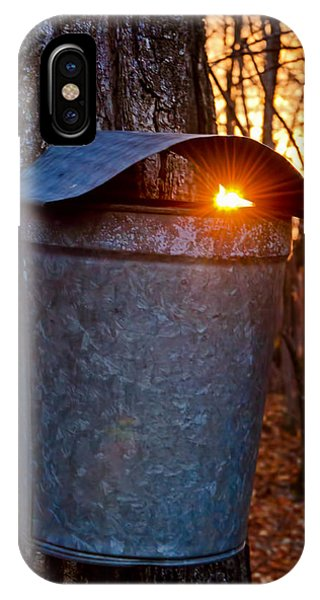 Sunrise In Vermont IPhone Case