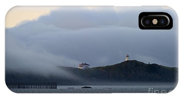 Swallowtail Lighthouse... IPhone Case