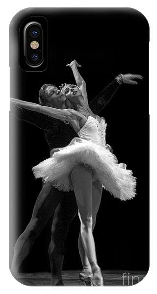 Swan Lake  White Adagio  Russia 3 IPhone Case