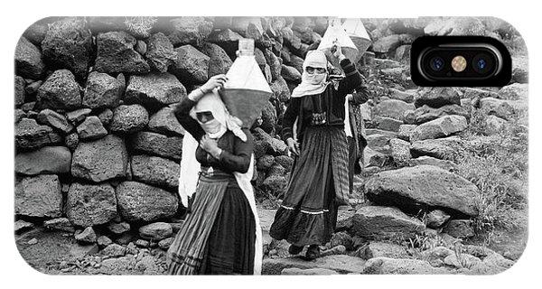 Syria Druze Women, 1938 Phone Case by Granger