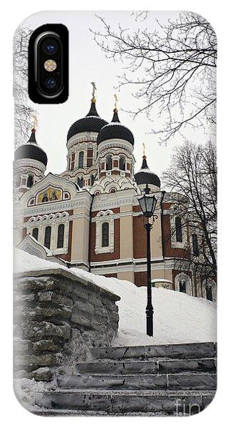 Tallinn Estonia IPhone Case