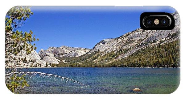 Tenaya Lake IPhone Case