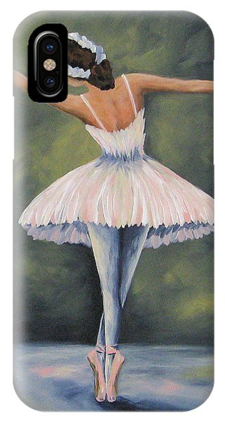 The Ballerina Iv IPhone Case