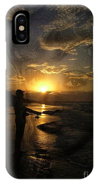 The Fishing Lure IPhone Case