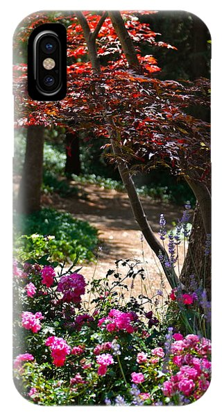 The Garden Path IPhone Case