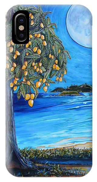 The Mango Tree IPhone Case