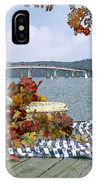 The Picnic IPhone Case