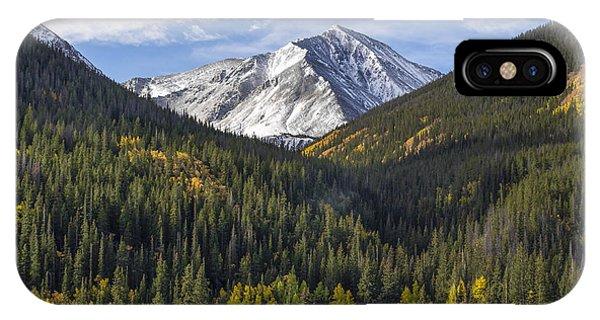 Torreys Peak  IPhone Case