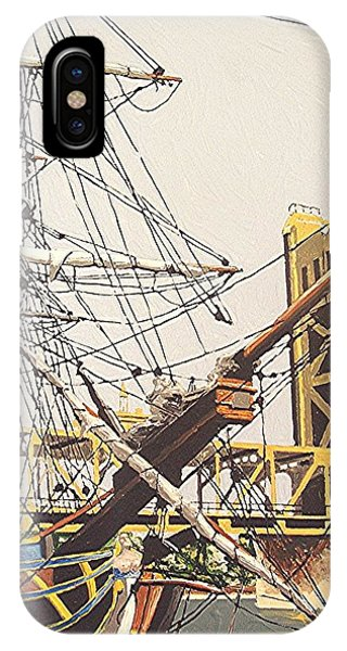 Tower Bridge Phone Case by Paul Guyer