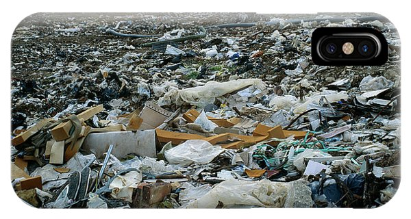Toxic Waste Dump Phone Case by Robert Brook/science Photo Library
