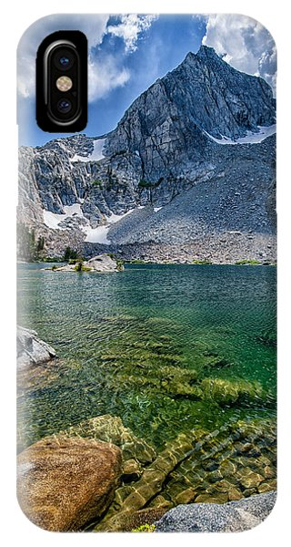 Treasure Lakes IPhone Case