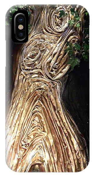 Tree Goddess IPhone Case