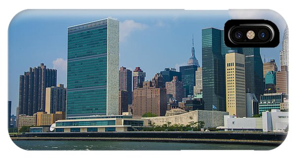 United Nations IPhone Case