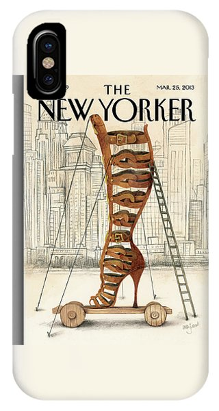 New Yorker March 25th, 2013 IPhone Case