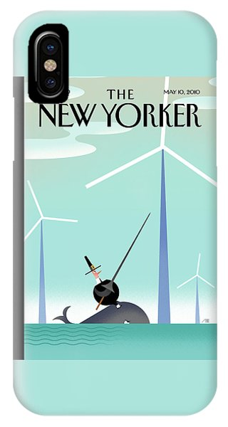 New Yorker May 10th, 2010 IPhone Case