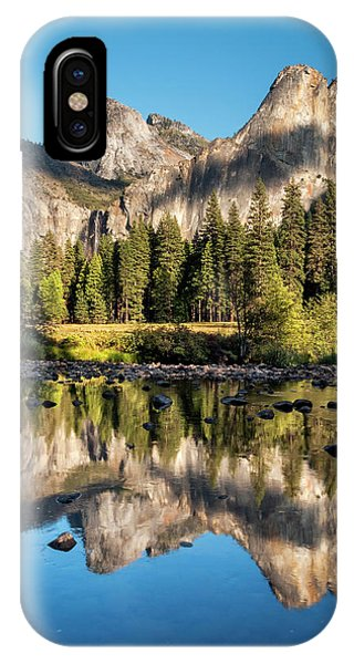 Usa, California, Yosemite National Park IPhone Case