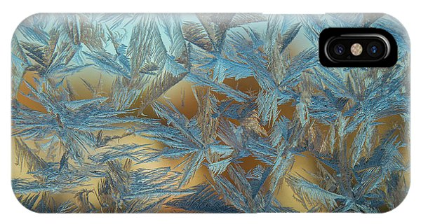 Frost Glass iPhone Case - Usa, Colorado, Denver by Jaynes Gallery