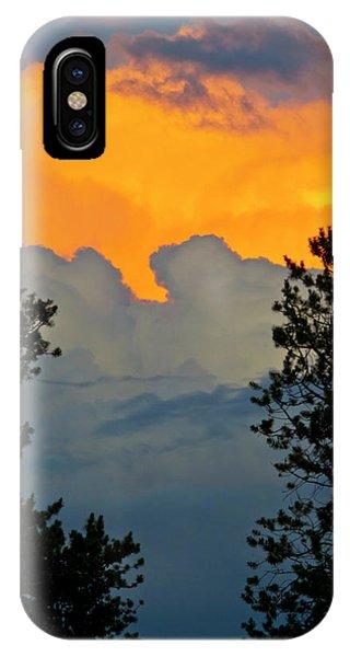 Usa, Colorado, Frisco IPhone Case