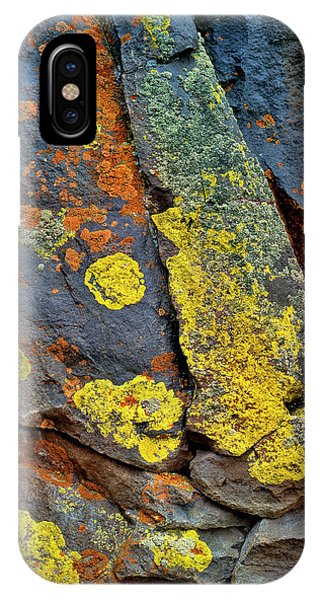 Basalt iPhone Case - Usa, Oregon, Deschutes National Forest by Jaynes Gallery