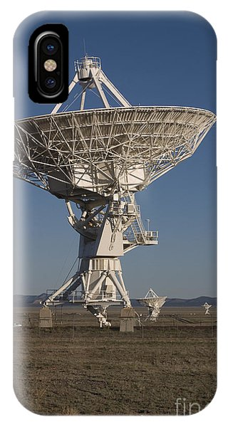 Very Large Array IPhone Case