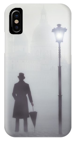 Victorian Man IPhone Case