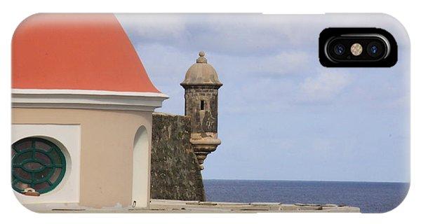 Viejo San Juan IPhone Case