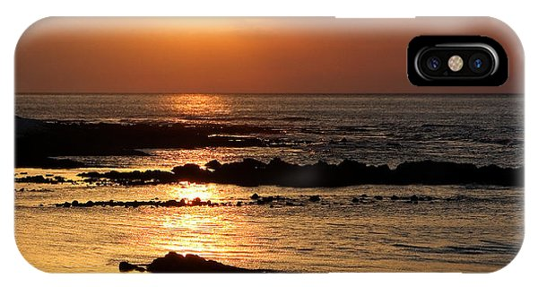 Waikoloa Sunset IPhone Case