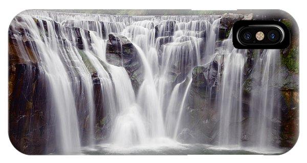 Waterfall Phone Case by Fototrav Print
