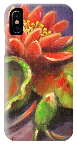 Waterlily Symphony IPhone Case