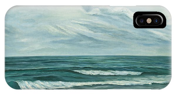 Waving Sea IPhone Case