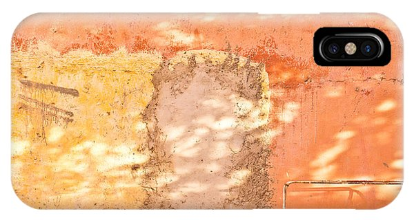 Cement iPhone Case - Weathered Wall by Tom Gowanlock