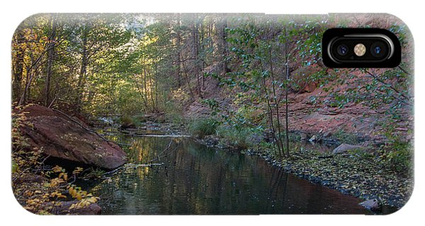 IPhone Case featuring the photograph West Fork by Tam Ryan