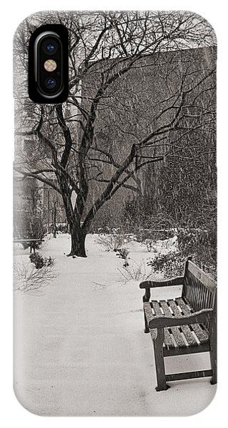 West Village Snow  IPhone Case