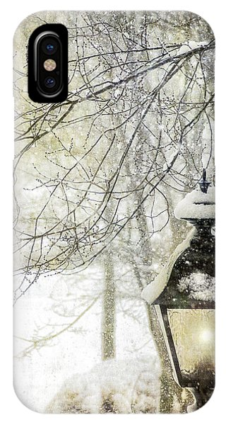 Winter Stillness IPhone Case
