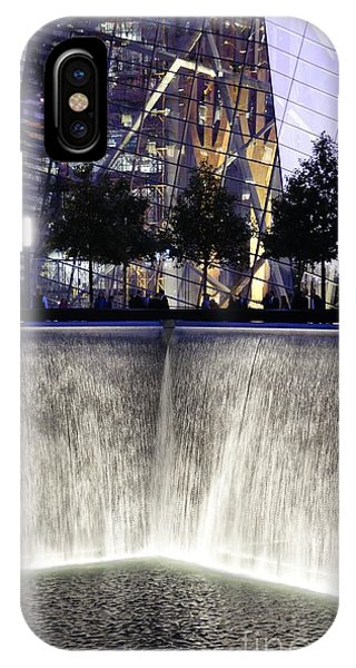 World Trade Center Museum IPhone Case