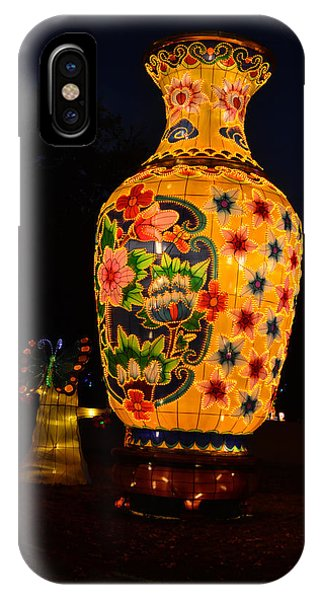 Yellow Vase  IPhone Case