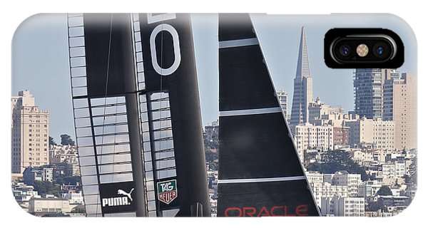 America's Cup Oracle IPhone Case