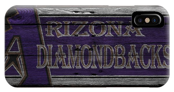 Arizona Diamondbacks IPhone Case