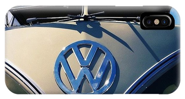 Vw Bus iPhone Case - #bugorama #2013 #vw #vwlove by Exit Fifty-Seven