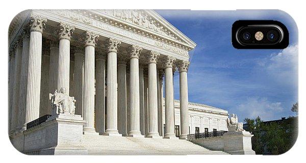 Usa, Washington, D IPhone Case