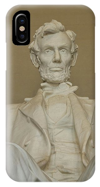 Lincoln Memorial iPhone Case - Washington Dc, Usa by Lee Foster