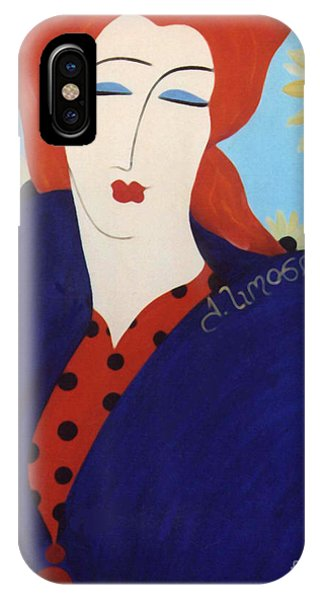 2001 Collection IPhone Case