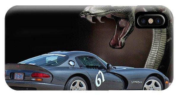 2002 Dodge Viper IPhone Case