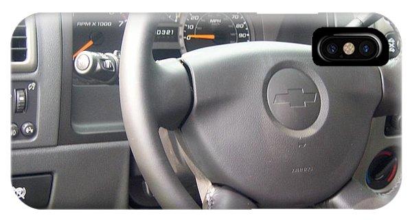 2004 Chevy Colorado IPhone Case