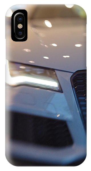 2014 Audi Rs7 Nardo Grey IPhone Case