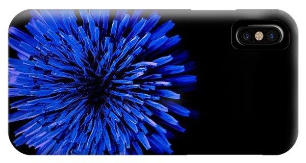 Still Life iPhone Case - Illumination Flower by Brandon McKenzie