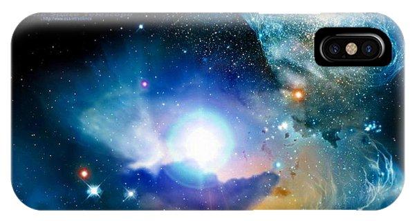 Hubble IPhone Case
