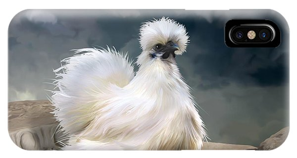 21. Silkie Akropolis IPhone Case